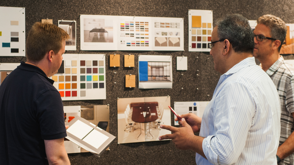SBLM Architects discusses design concept for ModernfoldStyles new Showroom